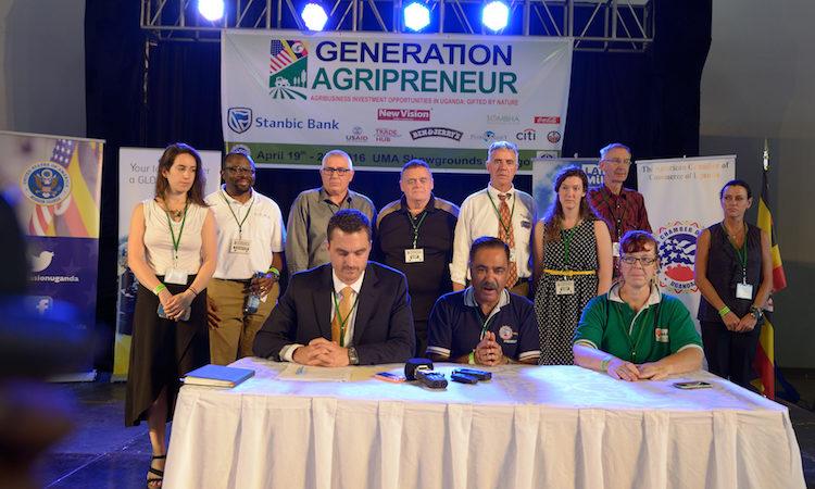 Generation Agripreneur Show Opens