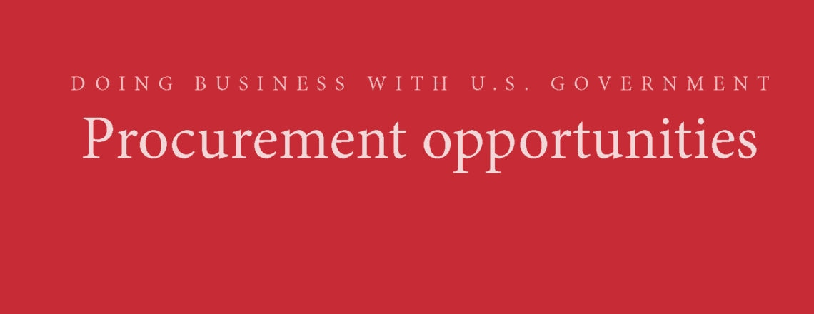 Current Procurement and Leasing Opportunities