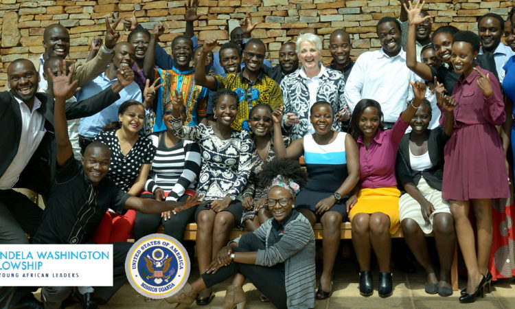 Meet Uganda's 2016 YALI Mandela Washington Fellows