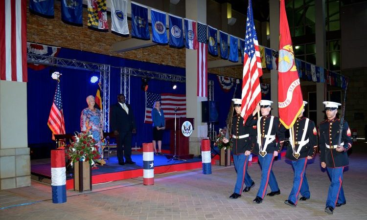 Ambassador's Full Speech: U.S. 240th Independence Day Celebration