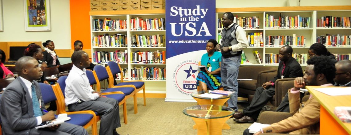 Your Five Steps to U.S. Study