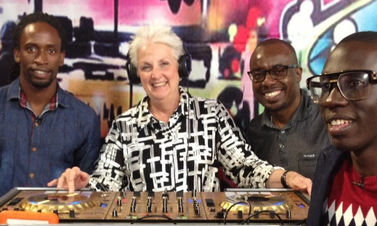 Ambassador Malac Appears on NTV's The BEAT with Uganda's Bobi Wine and the Henhouse Prowlers