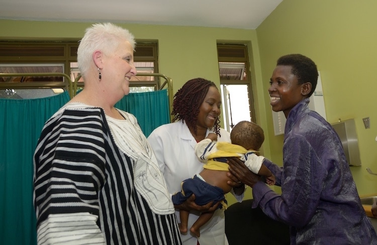 ainsworth infancy in uganda Mary ainsworth: our guide to attachment research as infants 21 years earlier mary ainsworth's infancy in uganda: infant care and the growth of love.