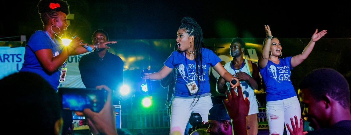 Photos from the Kampala Hip Hop Explosive Concert sponsored by U.S. Mission Uganda.