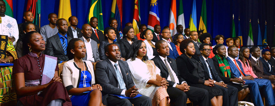 The 2019 YALI Mandela Washington Fellowship application opens September 12!